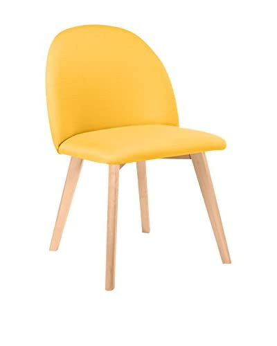 Only deco sedia scandinave giallo italy styles - Style scandinave deco ...