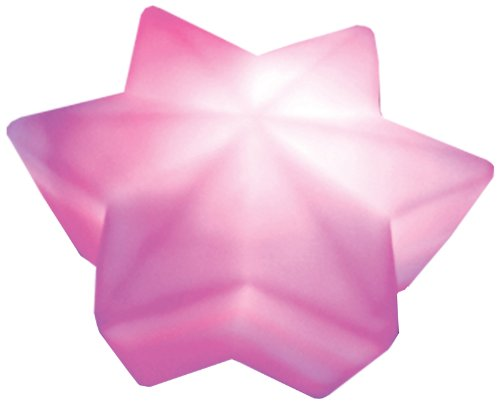 Good Times 21-Pack Floating Star Luminary with Color Changing LED's for Both in and Out of Water