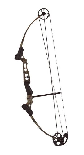 Genesis Mini Bow, Right Handed, Camo Lost