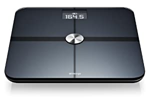 Withings WS-50 Smart Body Analyzer, Black from Withings