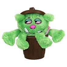 Stinky Little Trash Monsters 5 inch Plush Figure - Gloppy
