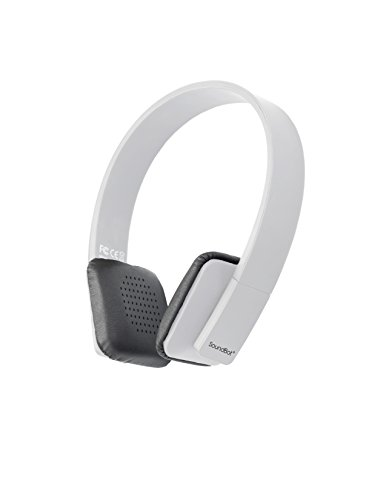 Soundbot® Sb230 Hd Bluetooth 4.0 Stereo Headset W/ Noise And Echo Reduction, 14 Hours Of Playback Time And 480 Hours Of Standby Time, Built-In Mic, Dsp6.0, Comfort Fit Padding, A2Dp, And Acrvp (Ac Wall Charger Not Included)