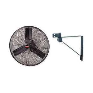 dayton 1rwb4 air circulator 30 in wall mount industrial