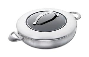Scanpan CTX 32 cm Chef Pan with Lid