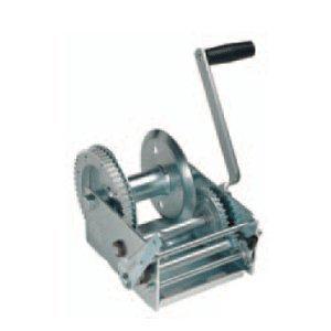 FULTON 3700# CABLE WINCH 2-SPD W/ BRAKE HP SERIES