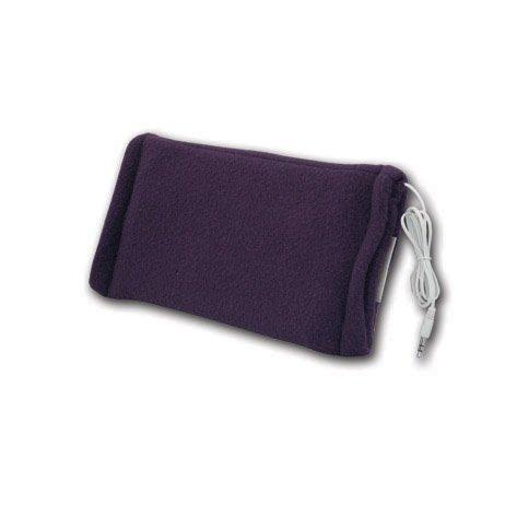 Relaxso Stereo Asleep Pillow Speaker, Micro Fleece Violet