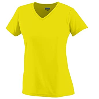 Augusta 100% Polyester Ladies Wicking T-Shirt , by Augusta