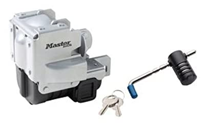 Master Lock 3784DAT Heavy Duty Trailer Coupler Lock