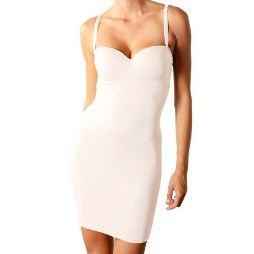 Body shapewear slip the best nutrition for fat loss for Under wedding dress shapewear