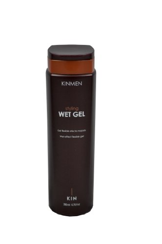 Kin Kinmen Wet Effetto flessibile Styling Gel - 200 ml