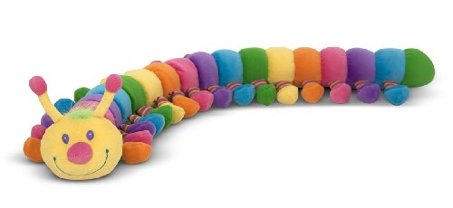 melissa-doug-longfellow-caterpillar-rainbow-colored-stuffed-animal-with-32-floppy-feet-over-05-meter