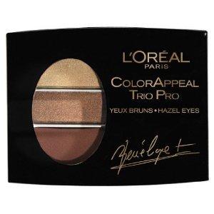 LOreal Color Appeal Trio Pro Eyeshadow 317 Penelope
