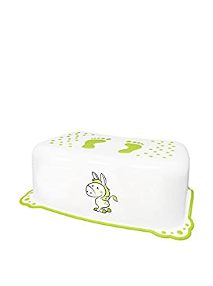 Bisk Taburete Children'S Step Stool Horse Blanco