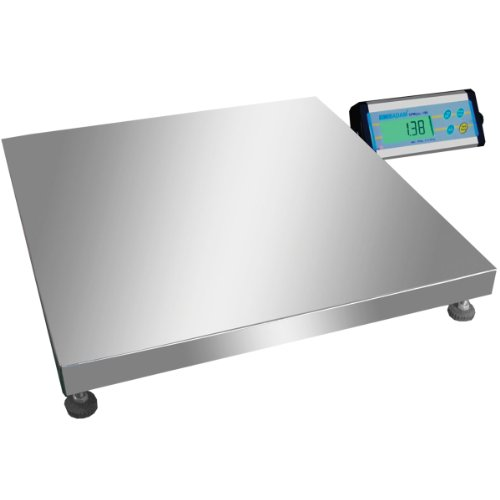 Adam Equipment CPWplus 150M Floor Scale With 330lb/150kg Capacity And 0.1lb/50g Readability