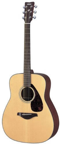 Yamaha FG700S Folk Acoustic Guitar – Matte Finish