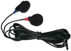 Williams Sound EAR014 - Dual-Ear Mini Earbuds enlarged ear ear structure model ear bone model ear amplification model