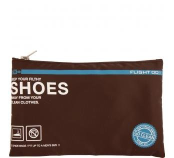 FLIGHT 001 GO CLEAN Shoe-Brown