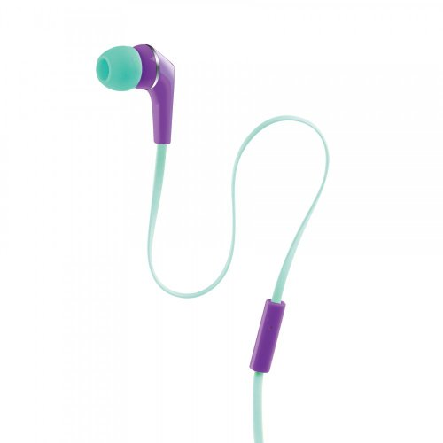 Urban Beatz Iphone Earbuds With Mic - Rhapsody Purple (M-Iph280)