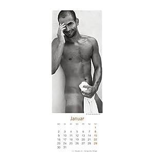 Men Lesezeichen & Kalender - Kalender 2017
