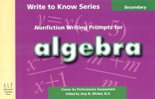 Write to Know: Book Algebra