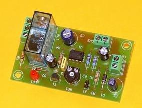 Cebek - 28-6176 - Cebek Electronic Circuits Timer Modules, Timer Mode: Retriggerable, Time Range: 2-45 Min, Power Requirements: 12 Vdc,