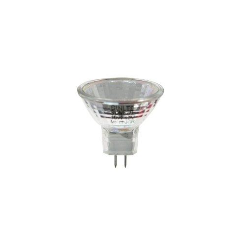 Sunlite 5MR11/CG/6V 5-Watt Halogen MR11 GU4 Based Mini Reflector Bulb, Cover Guard