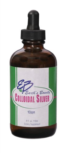 Colloidial Silver 4 Ounces