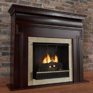 6900-DW Mt Vernon Ventless Gel Fireplace - Dark Walnut image B002DHFW2E.jpg