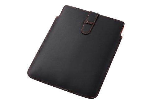 iPad (2012年春発表モデル)/iPad 2用スリーブタイプレザージャケット/ブラック RT-PA3LC3/B