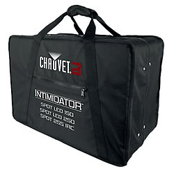 Chauvet DJ CHS-X5X Travel Bag For 2 Intimidator Spot LED 150/250/255 IRC Lights With Custom Interior Mold