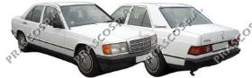Fensterheber hinten, links Mercedes-Benz, 124 Stufenheck, 124 T-Modell, E-Kla...