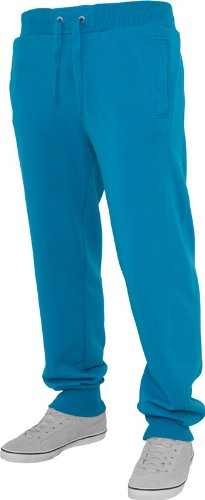 Urban Classics pantaloni da jogging da uomo attillati da donna TB252 Regular Fit