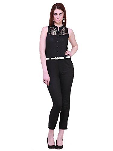 Cottinfab-Solid-Womens-Jumpsuit-Black