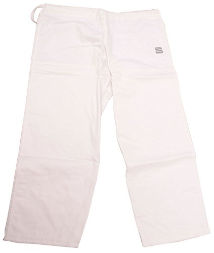 9 cherry JZ spearhead with special double weave Judo cloth trousers only 3.5 size (regular size) JZP3.5.