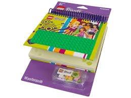 LEGO Friends Notizbuch / Notebbok 850595
