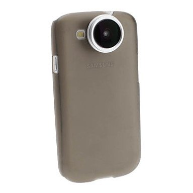 HBJ Detachable Fish Eye Plus 190-Degree Lens with Back Case for Samsung Galaxy S3 I9300