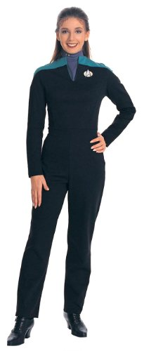 Deep Space Nine Jumpsuit Costume - Large - Dress Size 12-14