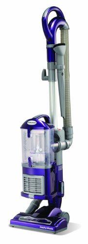 Morphy Richards Never Loses Suction 73411 Family and Pets Upright Bagless Vacuum Cleaner, Purple