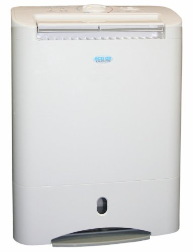 Desiccant Dehumidifier ECO DD322FW Simple - 10L / Day, Powerful Value for Money yet Quiet at 36dBA