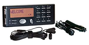 Pyle PBT78XP Deluxe Bluetooth Dialing Car Kit for Bluetooth Enabled Mobile Phones by Sound Around