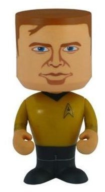 Buy Low Price Funko Bobble Head Figure (Nodniks) – Star Trek – Kirk (B003EE7I54)