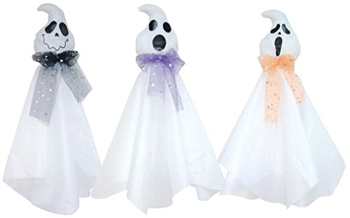 Morris Costumes Halloween Outfit Hanging Friendly Ghost Asst