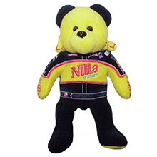 Dale Earnhardt Jr. Nilla Wafers Driver Suit BEAN
