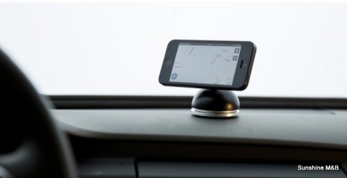 Best Micro Suction Cell Phone Holder On Amazon! Universal Car Mount Cradle Holds Tight And Secure Or Your Money Back! Easy 1-Touch Strong Nanotechnology, Full 360° Rotation Portrait/Landscape, Attach Iphone 4/4S/5/5C/5S/6/6 Plus, Htc One, Google Nexus Or