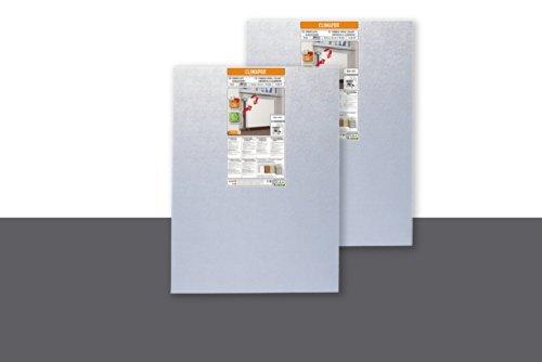 panneau isolant polystyr ne r flecteur contrecoll alu 10 mm s paration chaud froid 0 8 m x. Black Bedroom Furniture Sets. Home Design Ideas