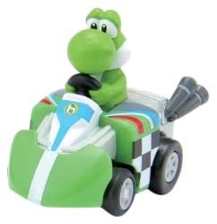 Tomy Radio Controlled Cars - Mario Kart Yoshi RC Toy