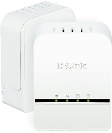 D-Link DHP-329AV/E Kit de 2 Mini-adaptateurs 2 ports