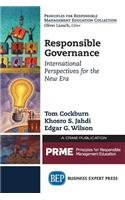 Responsible Governance: International perspectives for the new era (Principles for Responsible Management Education Coll