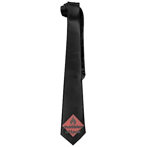 Massive Attack Fashion Necktie For Men (Massive Attack Protection Vinyl compare prices)