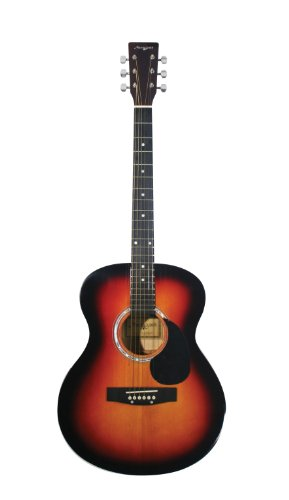 Martin Smith W-100 Acoustic Guitar Kit - Sunburst